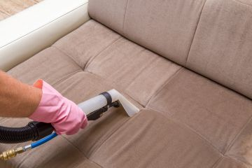 Upholstery cleaning in Lighthouse Point, FL by Cowell's Carpet Cleaning, Inc.