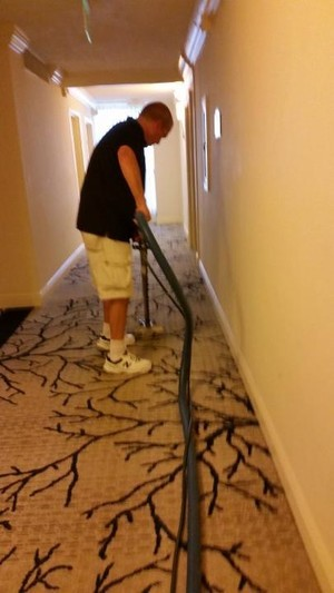 Commercial Carpet Cleaning Weston FL