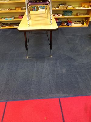 Before & After Carpet Stain Removal by Cowell's Carpet Cleaning, Inc. (4)