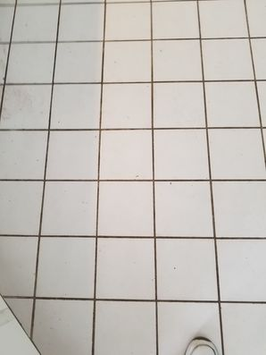 Before, During & After Tile & Grout Cleaning in Sunrise, FL (1)