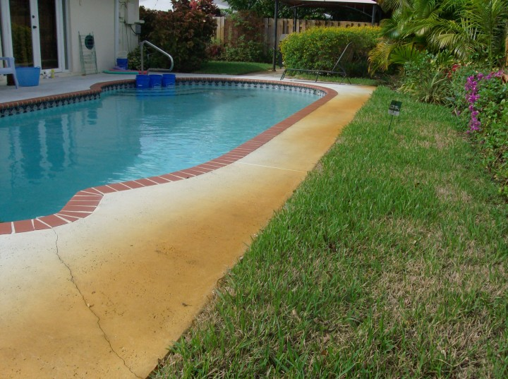 Rust Removal off Concrete in Fort Lauderdale, FL