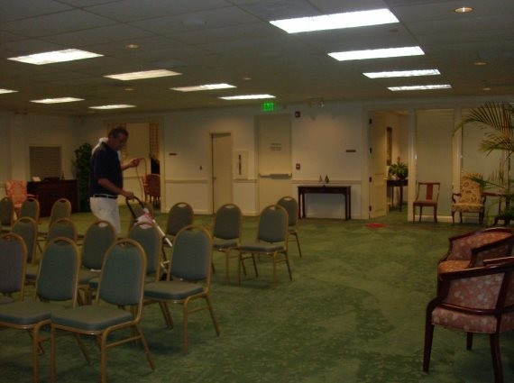Commercial Carpet Cleaning by Cowell's Carpet Cleaning, Inc. in Fort Lauderdale, FL