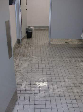 Before Tile & Grout Cleaning in Fort Lauderdale, FL