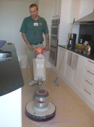 Floor Cleaning by Cowell's Carpet Cleaning, Inc.