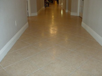 Before Tile and Grout Cleaning in Fort Lauderdale, FL